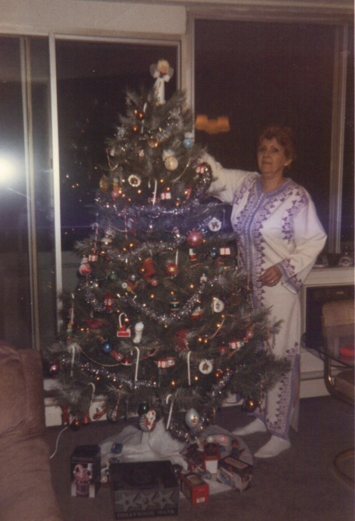 My Mom - One Christmas in the 80s
