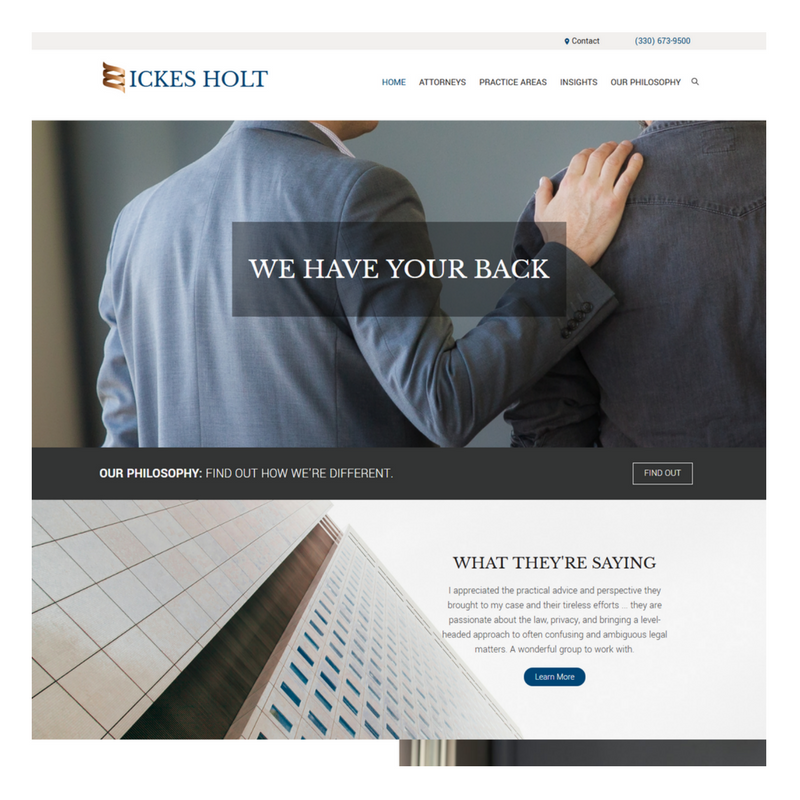 Ickes \ Holt Law Firm